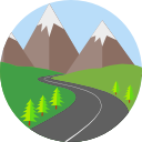 Hory a cesta