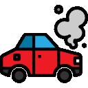 Dymiace auto